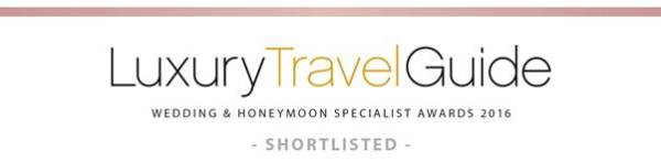 Luxury Travel Guide Shortlisted Logo
